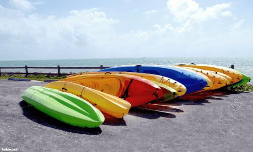 canoe oleron
