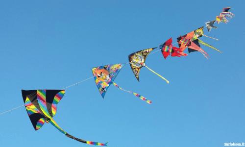 cerfs volants oleron