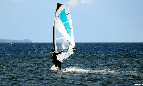 windsurf oleron